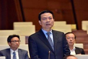 Trực tiếp: Chất vấn Bộ trưởng Bộ Thông tin và Truyền thông Nguyễn Mạnh Hùng