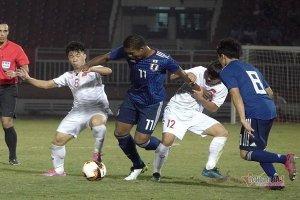 Trực tiếp U19 Việt Nam-U19 Nhật Bản