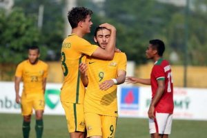 Trực tiếp U19 Úc-U19 Đài Loan