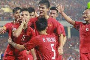 Trực tiếp trận đấu giữa ĐT Việt Nam gặp UAE