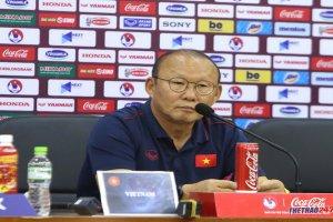 Trực tiếp họp báo U22 Việt Nam và U22 Brunei: HLV Park Hang-seo nói gì?