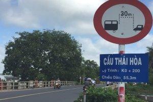 Xin điều chỉnh chủ trương đầu tư Dự án đường Trưng Nữ Vương đoạn từ Cầu Thái Hòa đến Quốc lộ 22B