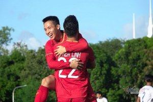 Trực tiếp U22 Việt Nam gặp U22 Indonesia