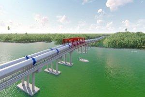 Xin điều chỉnh chủ trương nâng kinh phí đầu tư thực hiện  dự án Tưới tiêu khu vực phía Tây sông Vàm Cỏ Đông lên gần 1.148 tỷ đồng