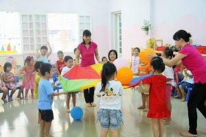 Khắc phục tình trạng thiếu giáo viên mầm non ở Gò Dầu: Vẫn là bài toán khó