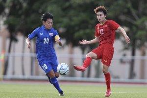 Trực tiếp Bóng đá nữ SEA Games 30: Việt Nam - Philippines