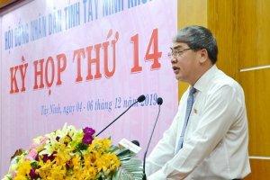Các đại biểu thảo luận tổ đối với các báo cáo trình kỳ họp