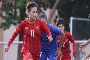 Trực tiếp trận chung kết bóng đá nữ Việt Nam và Thái Lan