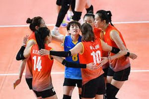 Trực tiếp bóng chuyền nữ Seagame 30: Việt Nam và Thái Lan