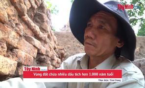 Vùng đất chứa nhiều dấu tích hơn 1.000 năm tuổi