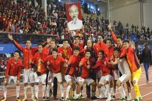 Trực tiếp đón đội tuyển bóng đá nữ và đội U22 Việt Nam trở về