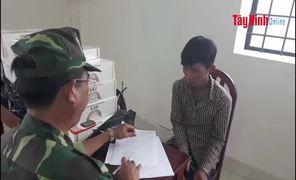 Triệt phá đường dây buôn lậu thuốc lá từ Campuchia vào Việt Nam