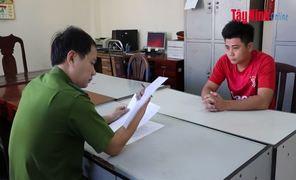 CATN: Bàn giao đối tượng truy nã cho Công an tỉnh Đắk Nông