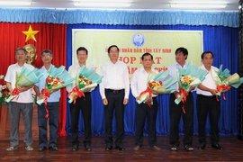 Tây Ninh: Họp mặt kết thúc năm tài chính 2019