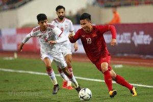 Trực tiếp U23 Việt Nam và U23 UAE, 17h15 ngày 10.1