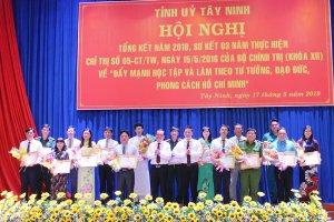 Tây Ninh: Những kết quả đáng tự hào sau 50 năm thực hiện Di chúc của Chủ tịch Hồ Chí Minh