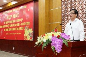 Tây Ninh: Họp mặt kỷ niệm 90 năm Ngày thành lập Đảng Cộng sản Việt Nam