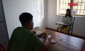Bắt 3 đối tượng tàng trữ trái phép chất ma túy ở xã Tân Hội