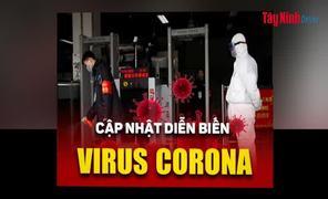 Video Cập nhật mới nhất tình hình dịch bệnh do Virus nCoV tính đến 17 giờ, ngày 6.2.2020