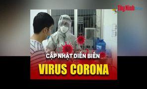 Video Cập nhật mới nhất tình hình dịch bệnh do Virus nCoV tính đến 17 giờ, ngày 8.2.2020