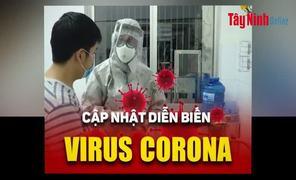 Video Cập nhật mới nhất tình hình dịch bệnh do Virus nCoV tính đến 17 giờ, ngày 10.2.2020