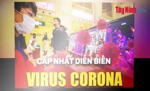 Video Cập nhật mới nhất tình hình dịch bệnh do Virus nCoV tính đến 18 giờ, ngày 11.2.2020