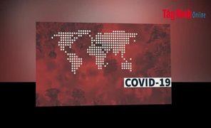 Video Cập nhật mới nhất tình hình dịch bệnh Covid-19 tính đến 16 giờ, ngày 16.2.2020