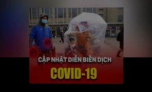 Video Cập nhật mới nhất tình hình dịch bệnh Covid-19 tính đến 16 giờ 40, ngày 19.2.2020