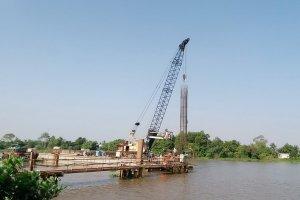 Cây cầu–Niềm mong ước của người dân Trảng Bàng