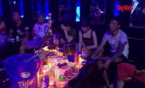 Kiểm tra karaoke, phát hiện khách dương tính ma túy