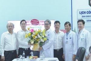 Bí thư Tỉnh uỷ chúc mừng ngày Thầy thuốc Việt Nam