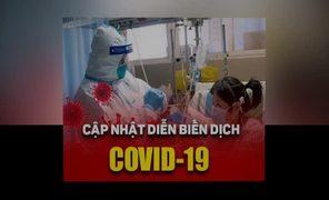 Video Cập nhật mới nhất tình hình dịch bệnh Covid-19 tính đến 17 giờ 00, ngày 04.3.2020
