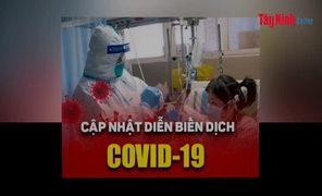 Video Cập nhật mới nhất tình hình dịch bệnh Covid-19 tính đến 15 giờ 00, ngày 05.3.2020