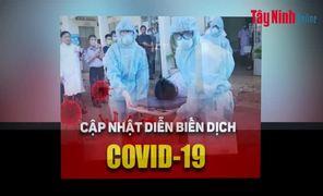 Video Cập nhật mới nhất tình hình dịch bệnh Covid-19 tính đến 18 giờ 00, ngày 20.3.2020