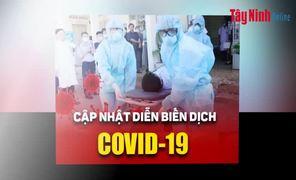 Video Cập nhật mới nhất tình hình dịch bệnh Covid-19 tính đến 17 giờ 00, ngày 21.3.2020