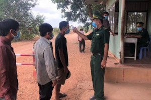 Không có chuyện có ca nhiễm Covid-19 tại TP.Tây Ninh và Châu Thành