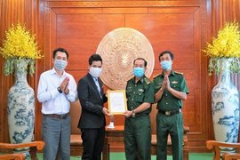 Báo Nhân dân chung tay phòng, chống dịch Covid-19 với Tây Ninh