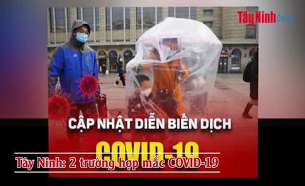 Video Cập nhật mới nhất tình hình dịch bệnh Covid-19 tính đến 18 giờ 00, ngày 05.4.2020