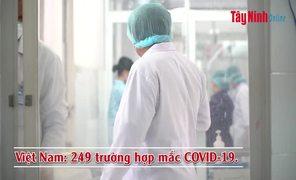 Video Cập nhật mới nhất tình hình dịch bệnh Covid-19 tính đến 17 giờ 00, ngày 7.4.2020