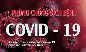 Bài ca phòng, chống Covid-19