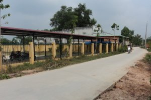 Tây Ninh có thêm 6 xã đạt chuẩn nông thôn mới