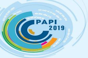 Công bố Báo cáo Chỉ số Hiệu quả Quản trị và Hành chính công cấp tỉnh ở Việt Nam-PAPI 2019
