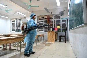 Sẵn sàng đón học sinh mầm non trở lại học tập, đảm bảo an toàn