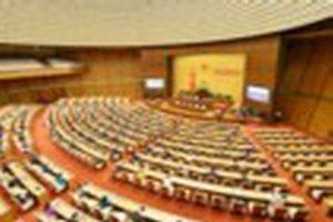 TRỰC TIẾP: Quốc hội thảo luận về phòng, chống xâm hại trẻ em