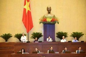 TRỰC TIẾP: Quốc hội thảo luận kế hoạch phát triển KT-XH và ngân sách nhà nước
