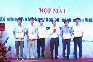 Báo Tây Ninh: Tổ chức họp mặt kỷ niệm 95 năm Ngày Báo chí cách mạng Việt Nam