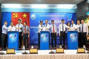 Khai trương Trung tâm Giám sát-Điều hành Đô thị thông minh và Cổng thông tin du lịch Tây Ninh