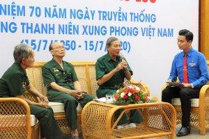 Tọa đàm kỷ niệm 70 năm ngày truyền thống lực lượng Thanh niên xung phong Việt Nam