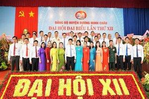Dương Minh Châu: Hướng đến mục tiêu xây dựng thành công huyện nông thôn mới