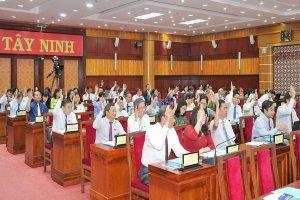 Miễn nhiệm chức vụ Chủ tịch UBND tỉnh Tây Ninh đối với ông Phạm Văn Tân